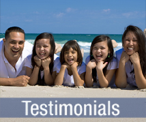 Senior Home Care Testimonials