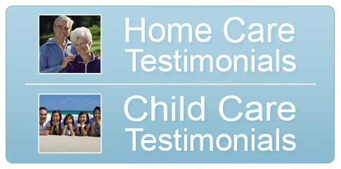Click here to see our Child Care testimonials